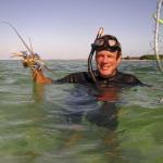 Keys Boat Tours lobstering