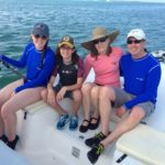 Keys boat tours Family boating