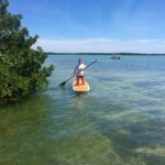 Paddling SUP Keys Boat Tours