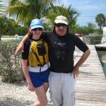 Father daughter kayak