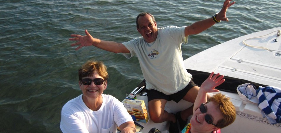 Keys Boat Tours sunset tour