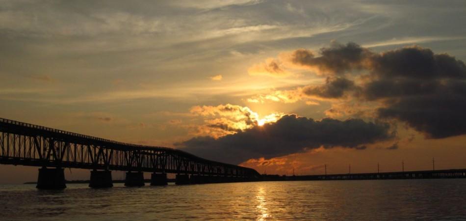 Keys Boat Tours sunset tour