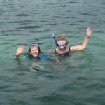 reef snorkel sylvia vicki