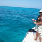 Allison Culbertson fishing