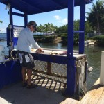 fishing filet table