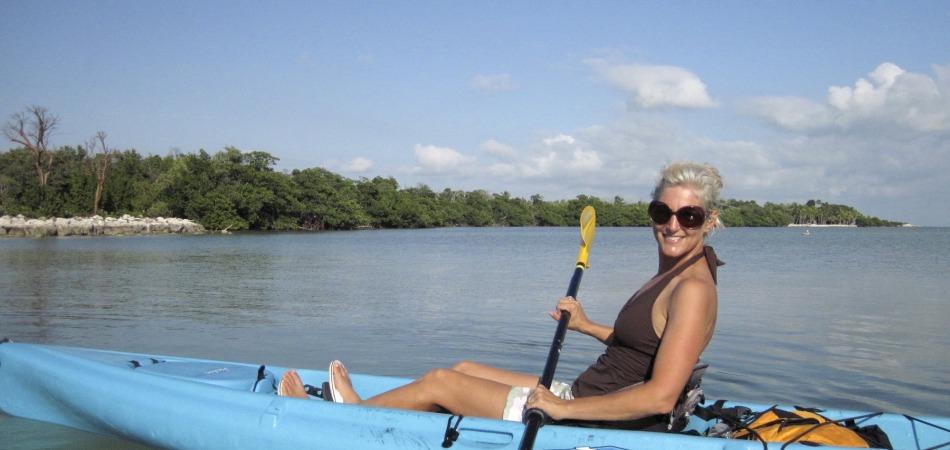 kayak mangrove islands Allison Culbertson