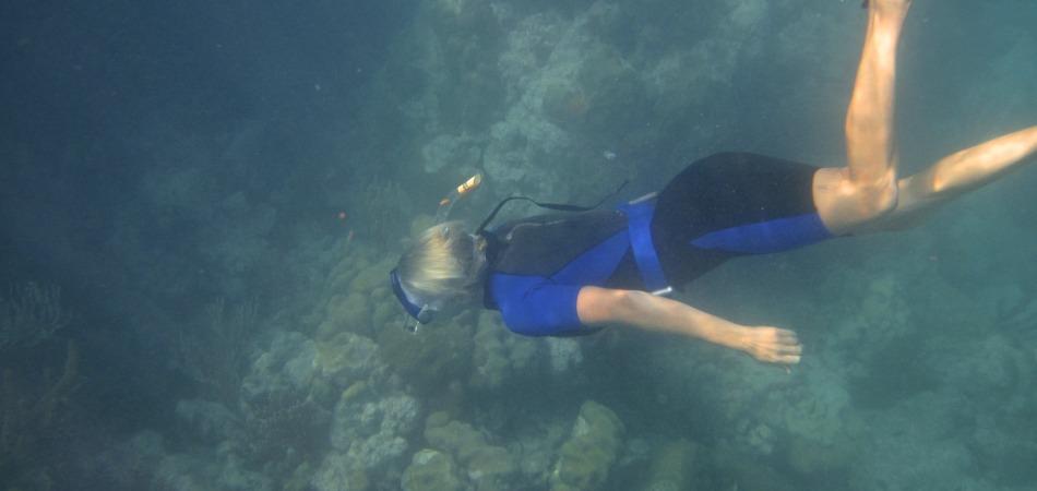 snorkel florida keys getaway