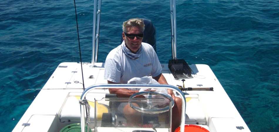 boating safety in the keys with captain b
