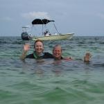 swimming Keys Boat Tours