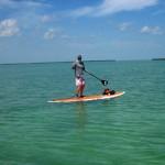 paddleboard rental captain B