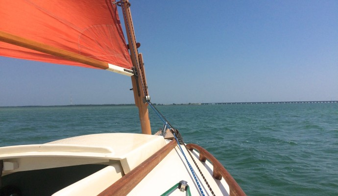sailing lesson and tour